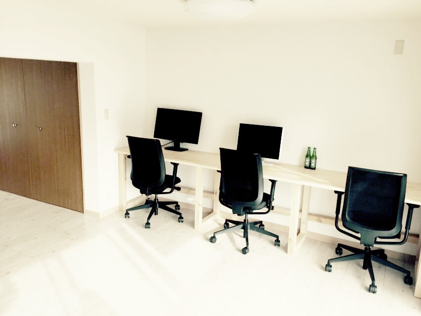 新・事務所